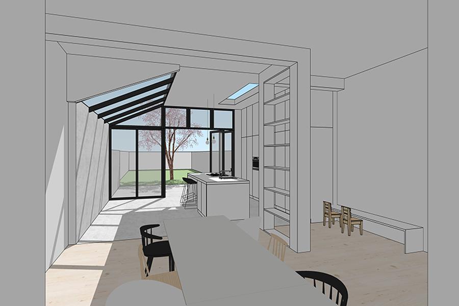 aanbouw Haarlem Monika Pieroth-11